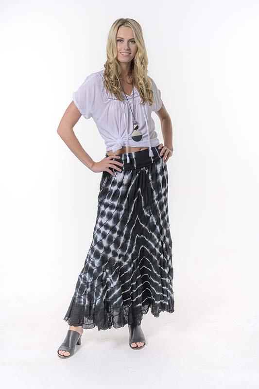 Nova Skirt Tie Dye