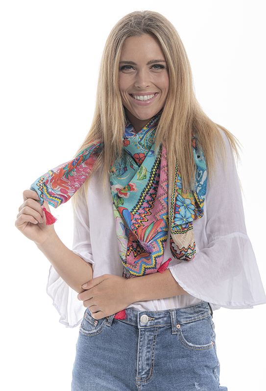 Mexican Love Scarf