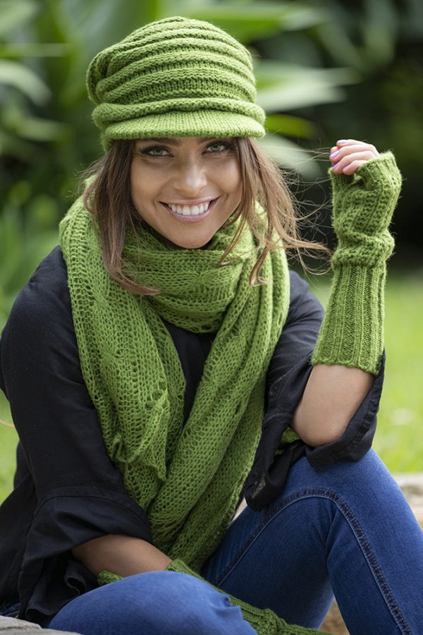 Neck Scarf Fern