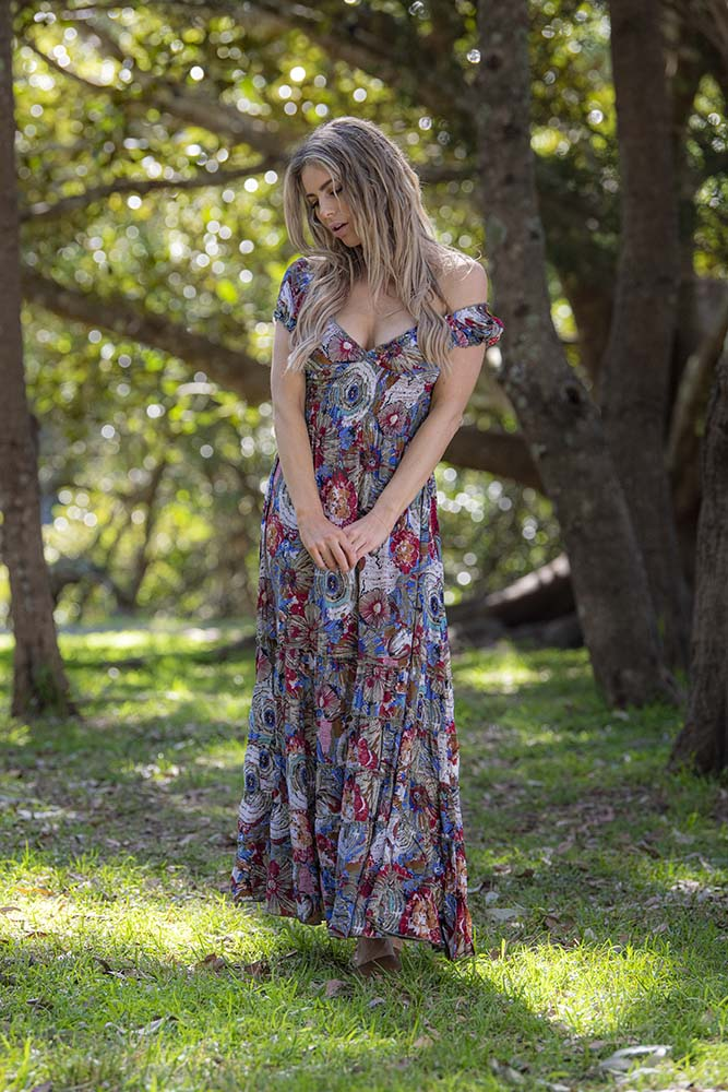 Rosa Dress Floral